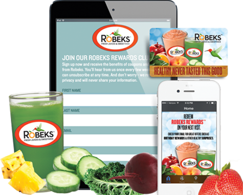 Robeks Fresh Juices and Smoothies
