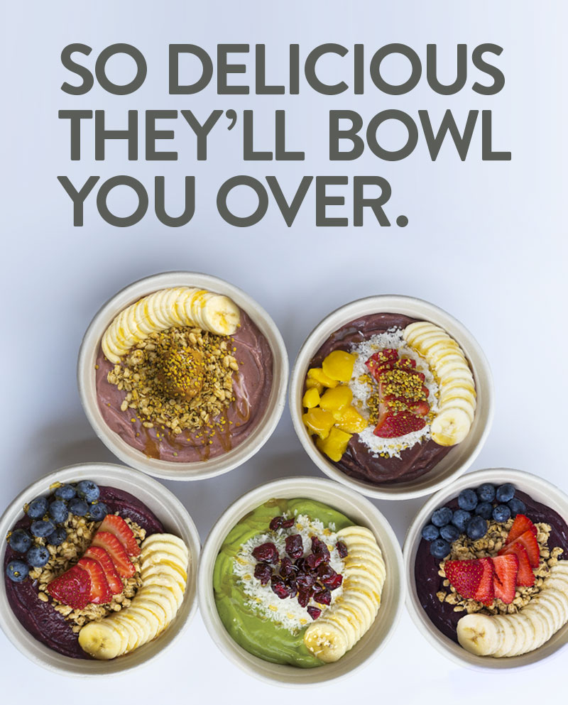 So delicious they'll bowl you over